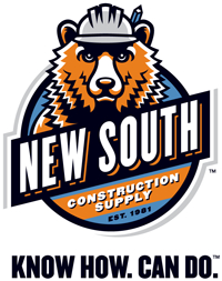 New South Construction Supply ad logo