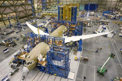 Boeing, South Carolina