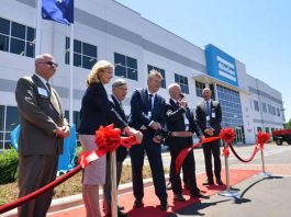atlas copco ribbon cutting